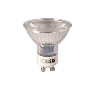 """Calex COB LED lamp GU10 240V 5W 350lm 2800K """"halog"""
