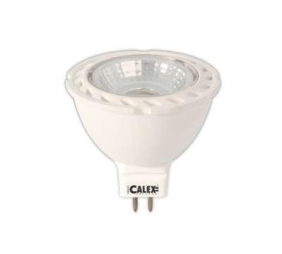 Calex COB LED lamp MR16 12V 7W 550lm 38° warmwit 2700K