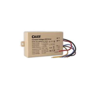 Calex LED driver 220-240V 50/60Hz, 12V DC 50W, con