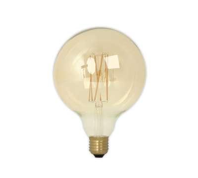Calex LED Filament Globelamp 4W G125 DIMBAAR 2100K