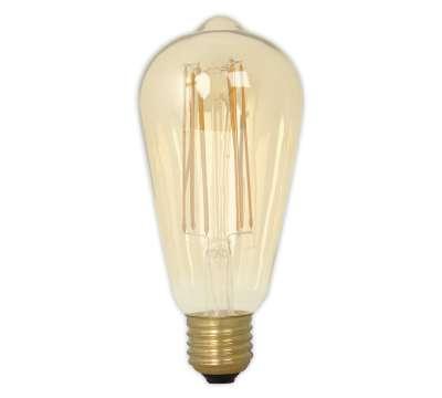 Calex LED Filament Rustieklamp 4W Dimbaar 2100K