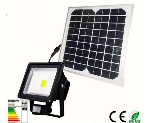 20 Watt LED Baustrahler / LED Fluter