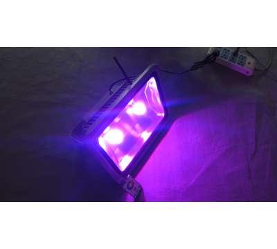 Led Bouwlamp 150 watt RGB (met kleuren)