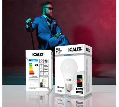 Led Lamp Calex LED 7W E27, 2700K, IOS/Bluetooth 4.0 421726