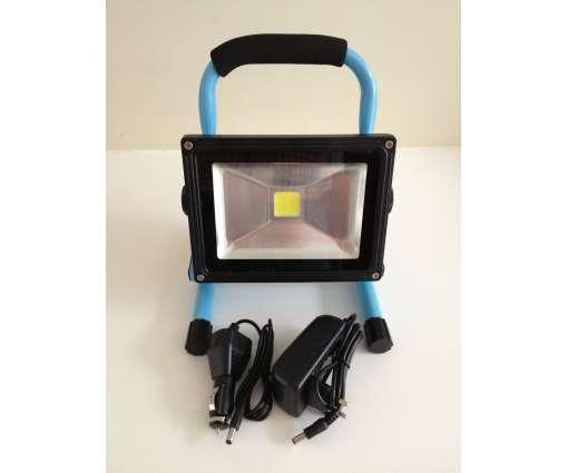 Aufladbare LED Baustrahler / LED Fluter / LED Baul
