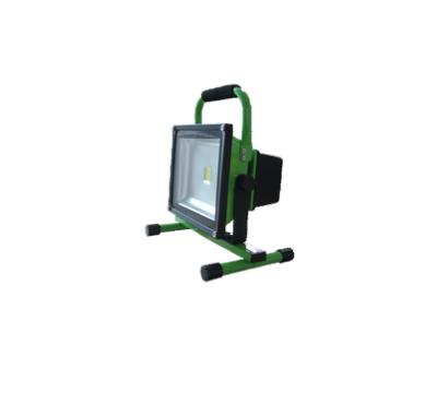 50 Watt aufladbare LED Baustrahler / LED Fluter /
